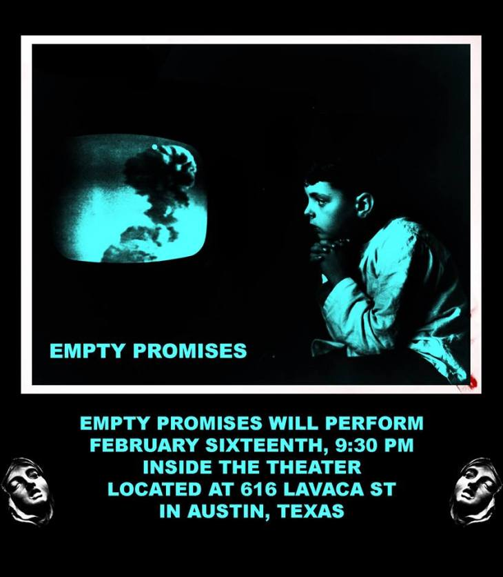 Empty Promises Comedy Show 2.16.17