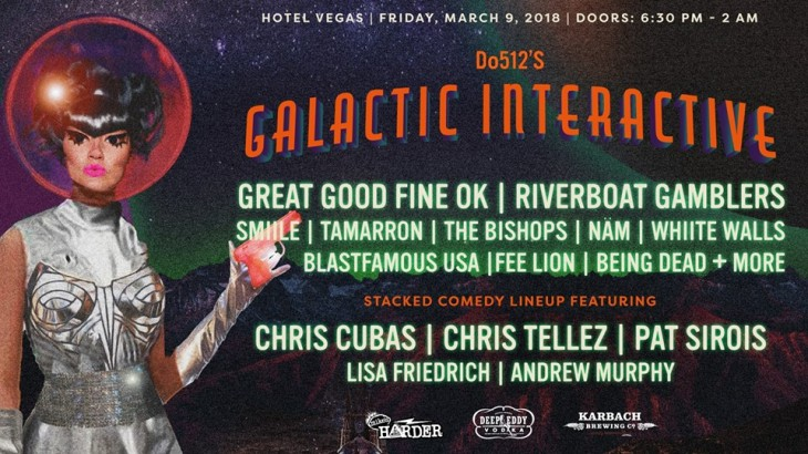 do512 galactic interactive