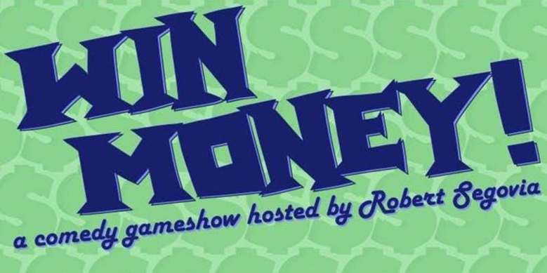 logo for live comedy show in austin, tx